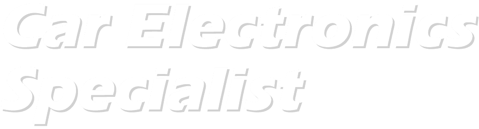 Car Electronics Specialist